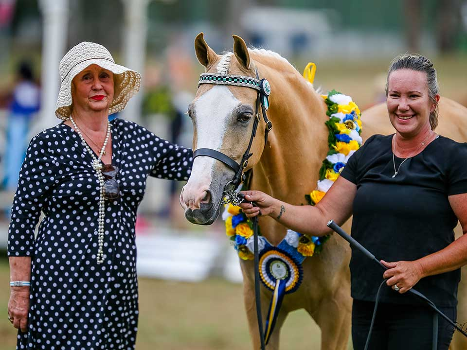 Supreme led Junior Derivative for the second year in a row was Kaspian CSH, Kim Gibson